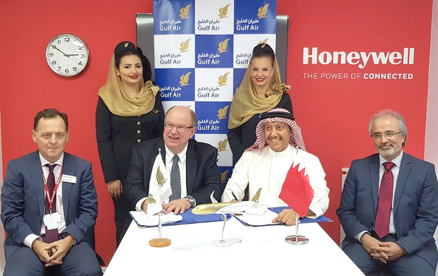 Honeywell to power Gulf Air's new fleet