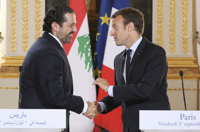 Hariri to visit Paris