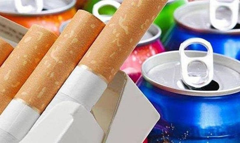 Prices of tobacco, energy and soft drinks set to go up