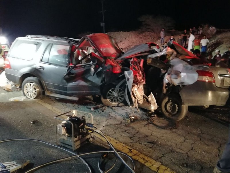 Seven killed, five seriously injured in horrific accident