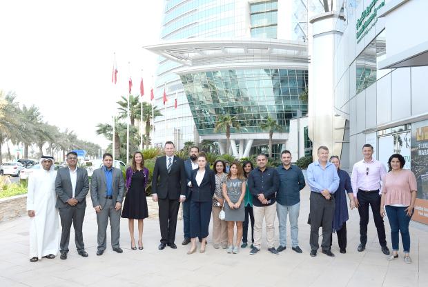 Annual appreciation event for Bahrain's media
