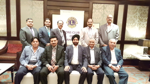 Lions Club of Bahrain to host charter night