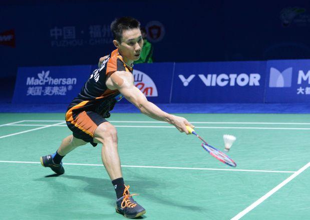 Badminton great Lee Chong Wei suffers quarter-final upset
