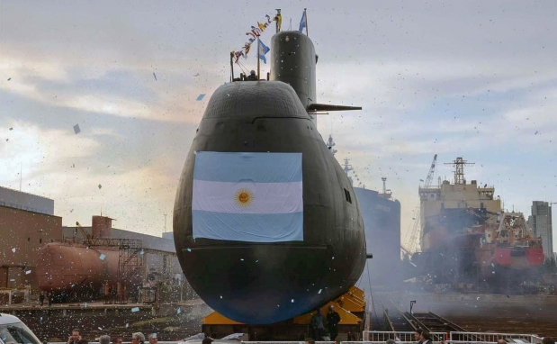 Argentine submarine goes missing with 44 crew members on board: Navy