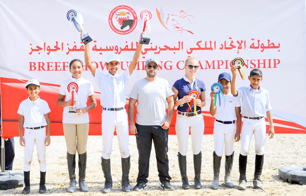 Al Romaihi steals the show