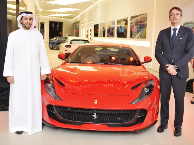 Bahrain opens largest showroom of exotic cars