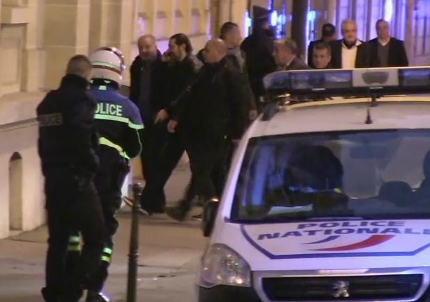 Lebanon's Hariri in Paris for talks with Macron