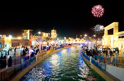 RTA to operate e-abras at Dubai Global Village