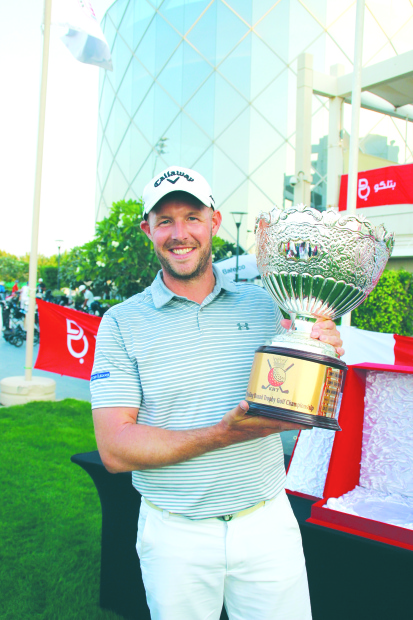 Joy wins King Hamad Trophy in style