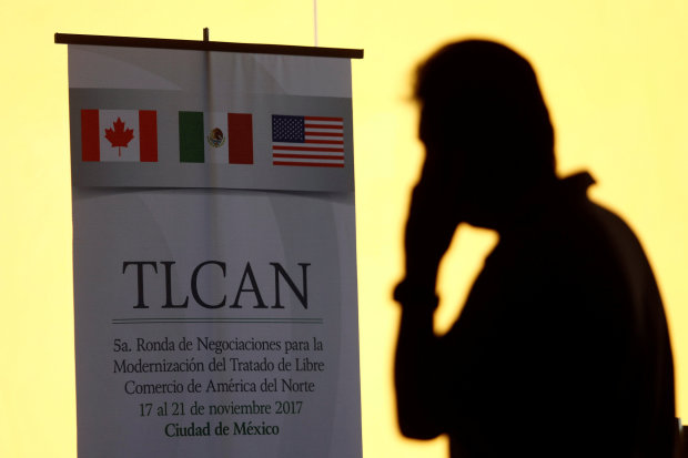 """No fireworks"" at NAFTA talks, but few signs of progress"