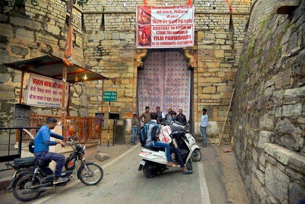 'Padmavati' makers postpone film's release amid controversy