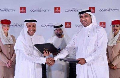Emirates SkyCargo signs MoU with Dubai CommerCity