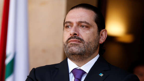 Hariri not planning to visit Kuwait during regional tour