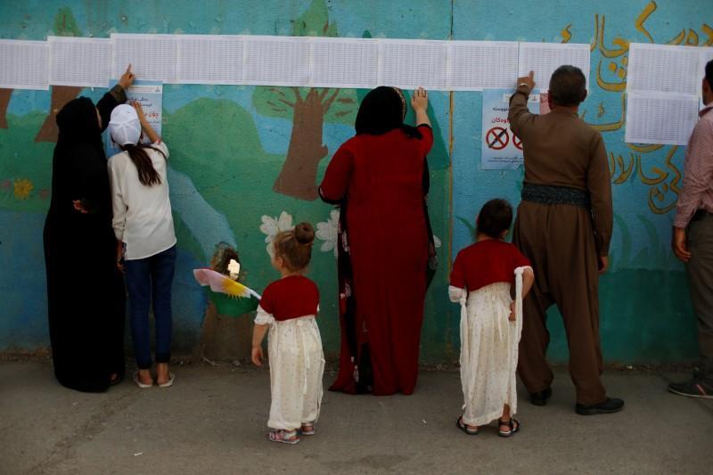 Iraq's top court rules Kurdish referendum unconstitutional