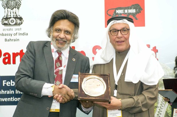 Indian industry chamber opens office in Bahrain