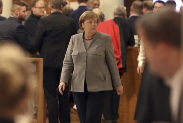 Germany: Merkel's fourth term in doubt as coalition talks fail