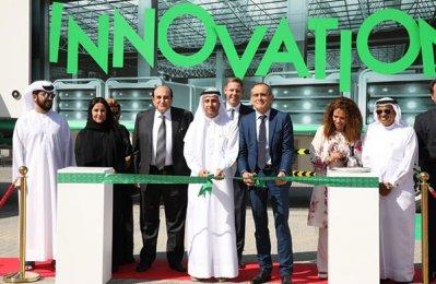 Schneider opens Innovation Hub on Wheels in Dubai
