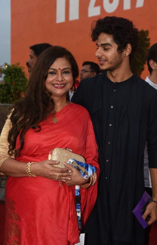 Bollywood: Photos: Sridevi, Shah Rukh, Shahid shine at the IFFI 2017
