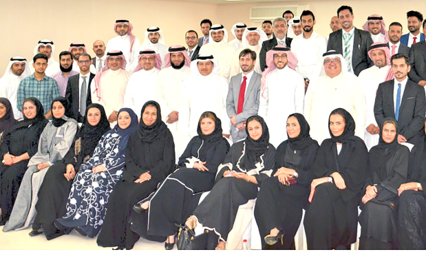 <p><em>Above, staff members at the event.</em></p><p>A day out with senior management was held for over 80 employees of KFH Bahrain. They spent the day with managing director and chief executive officer Abdulhakeem Al Khayyat at the KFH Club in Budaiya, where they were updated on the latest performance results and strategic directions. </p><p>The meeting also gave employees an opportunity to discuss their departmental achievements, share their thoughts and provide recommendations for constant development. </p>