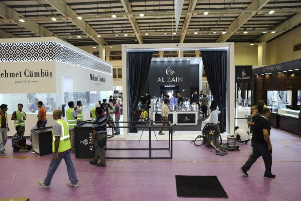 26th edition of Jewellery Arabia to open today