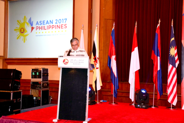 50th anniversary of founding of Asean celebrated