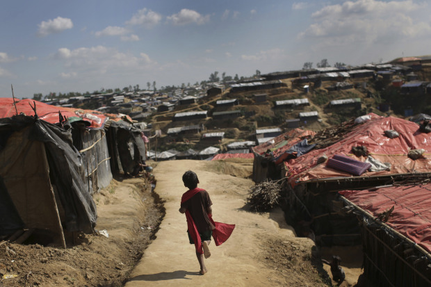 Amnesty accuses Myanmar of imposing 'apartheid' on Rohingya