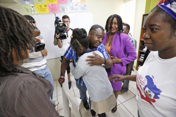 US ending temporary permits for almost 60,000 Haitians
