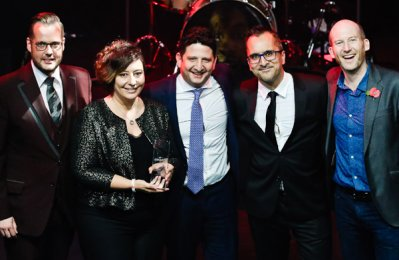 Alpha Destination Management wins top award