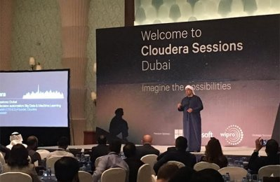 Cloudera holds knowledge event on analytics, AI