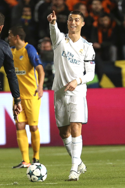 Champions League: Real Madrid storm into last 16