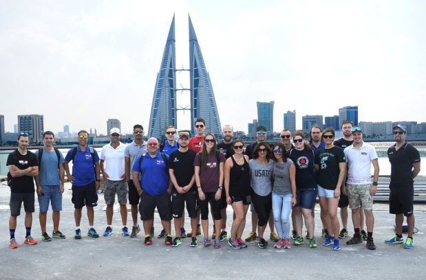 Bahrain ready for Ironman challenge