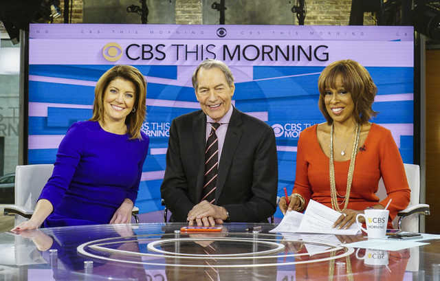 CBS News and PBS cut ties to Rose following sex allegations