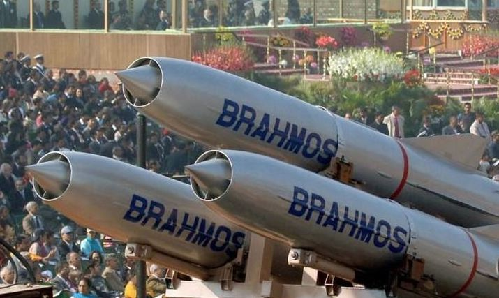 India: Brahmos supersonic cruise missile test fired from Sukhoi jet