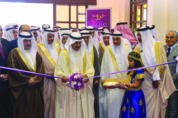 In Pictures: Jewellery Arabia a shining example, says Premier