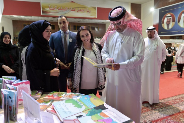 Arabic Reading Challenge fair targets young
