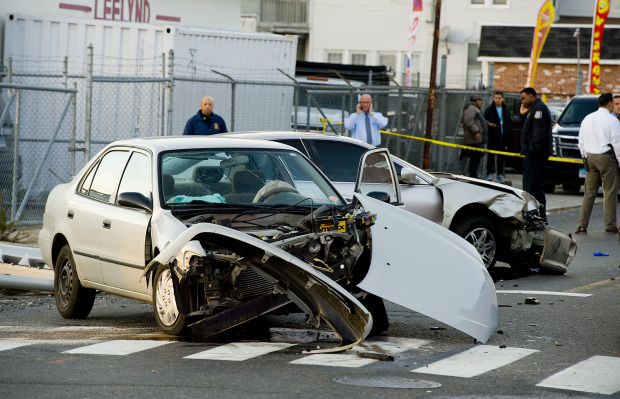 US: Three-year-old killed, three others injured in crash after pursuit