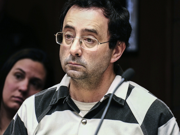 US: Gymnastics doctor set to plead guilty to sex charges