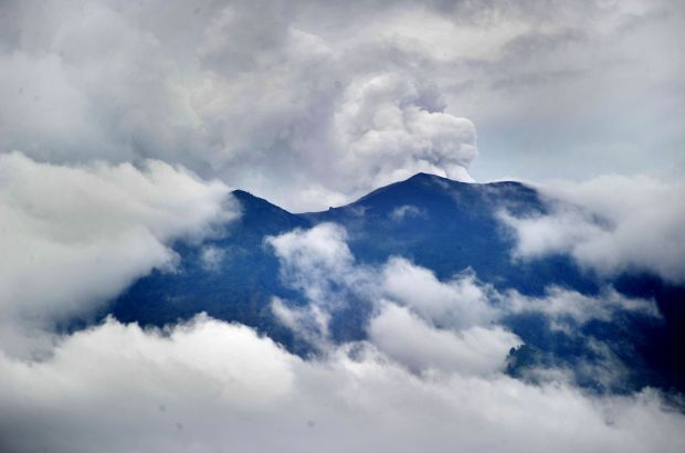 Small eruption at Bali volcano triggers Singapore travel advisory
