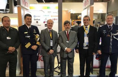 11 Brazil firms take part in Milipol
