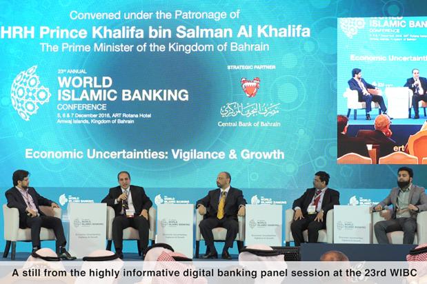 Digital technologies focus of Islamic banking forum