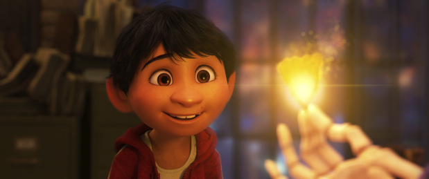Anthony Gonzalez, and his mama, living a dream with 'Coco'