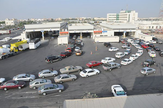 Garages may be authorised for vehicle inspections