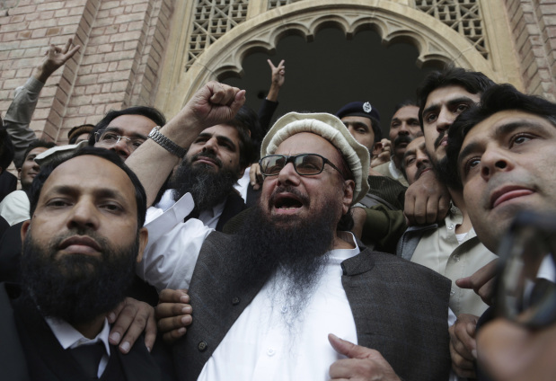 Pakistan frees suspected Mumbai attacks mastermind