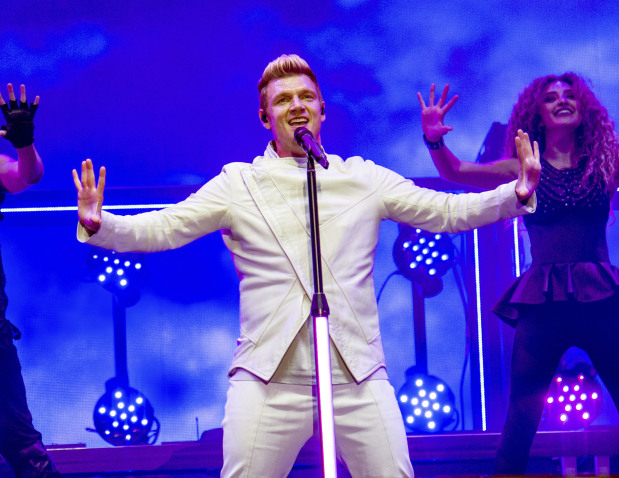 Backstreet Boy Nick Carter denies 2002 rape allegation