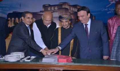 Sultanate's embassy in India marks 47th National Day