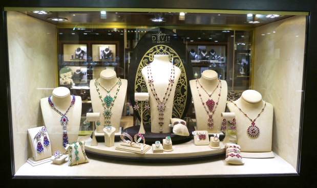 700 varieties of bridal jewellery showcased