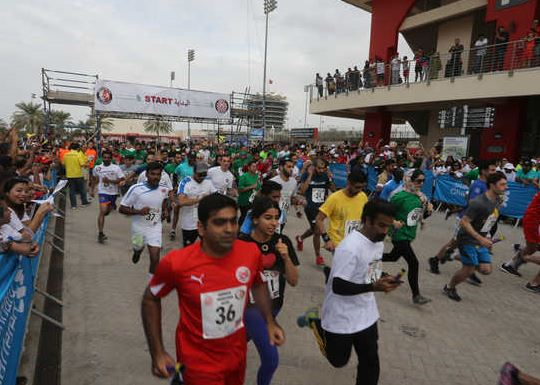 Bapco claims first place in Bahrain Marathon Relay