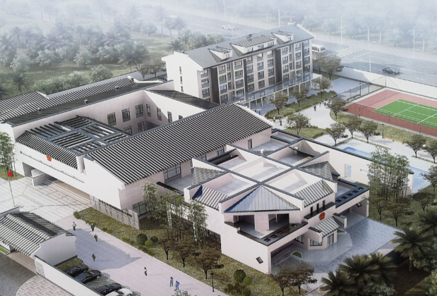 $20m Chinese embassy plan