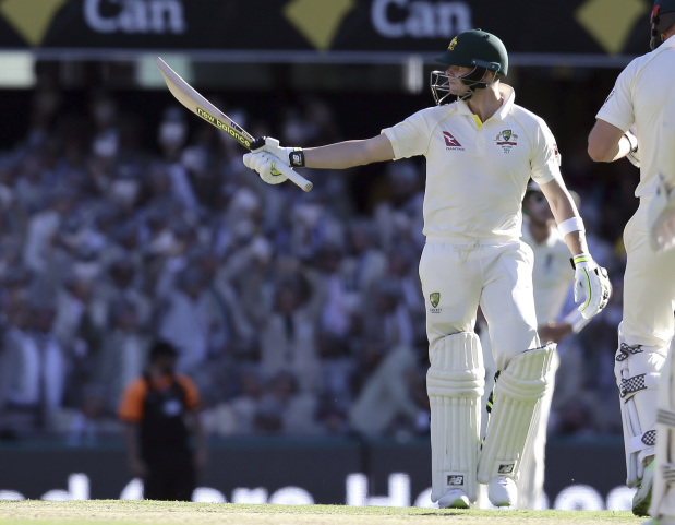 ASHES 2017-18: Stonewall Smith drags Australia back from brink