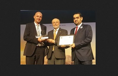 Qatar Rail wins ITA award for Doha Metro